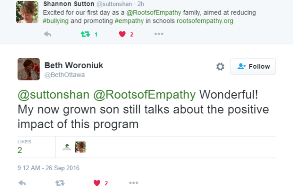 Beth Woroniuk on Twitter suttonshan Roots of twitter image