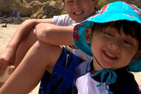 Rachelle Huang Kids