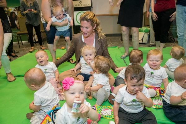 Ottawa Tiny Teachers and Sophie Gregoire Trudeau