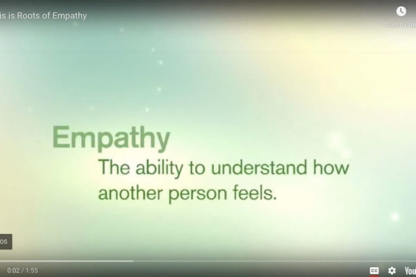 About Roots of Empathy