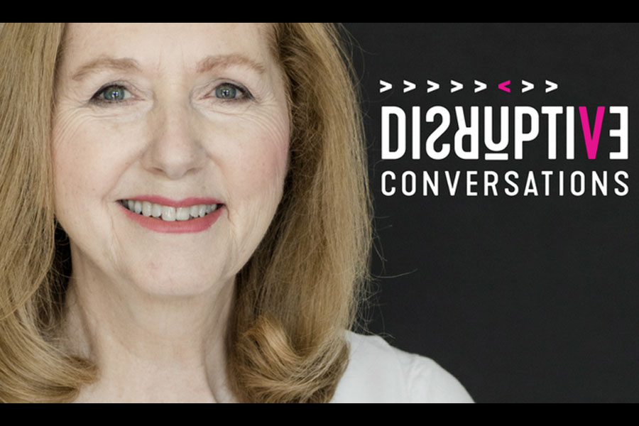 Put lots of cookies in your backpack. A Disruptive Conversation with Mary Gordon