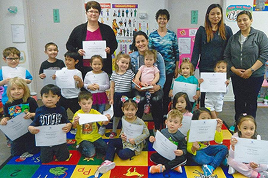 """Seeds of Empathy"" at Neepawa Nursery School"