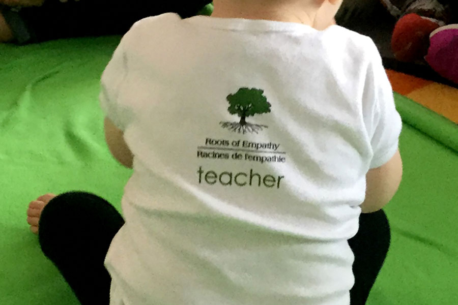 Roots of Empathy Bringing Babies Into The Classroom