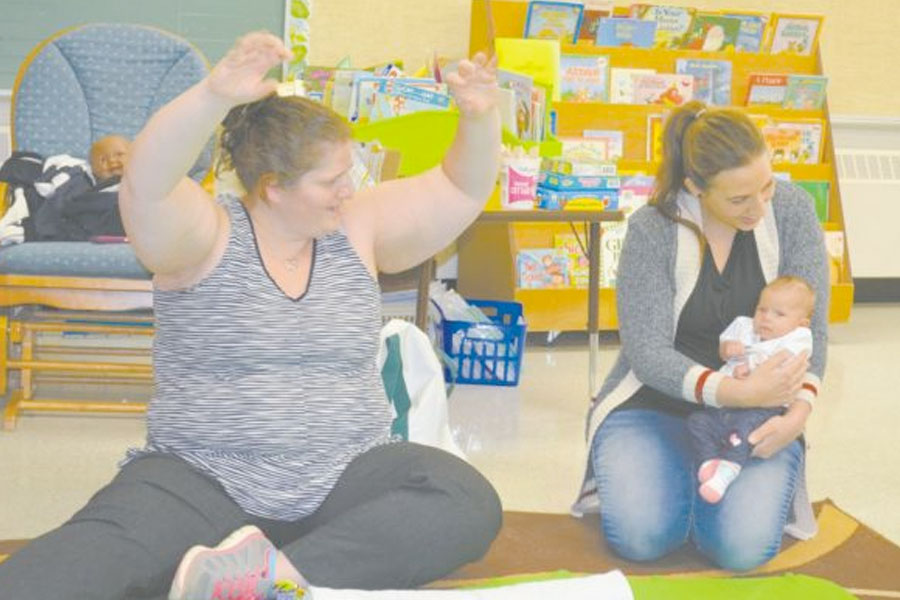 """World-renowned, emotional literacy program """"Roots of Empathy,"""" offered at local schools"""