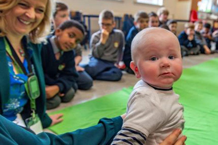 Read the Irish legislature's anti-bullying recommendations, including piloting Roots of Empathy programs