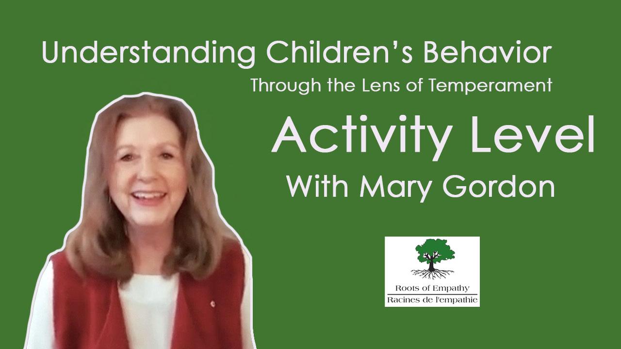 Temperament - Activity Level