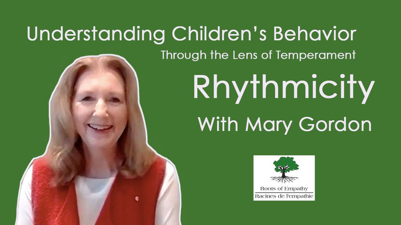 Temperament - Rhythmicity